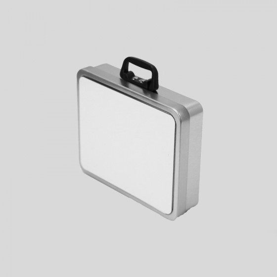 Aluminum Box Briefcase