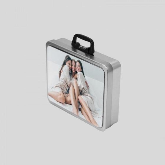 Aluminum Box Briefcase