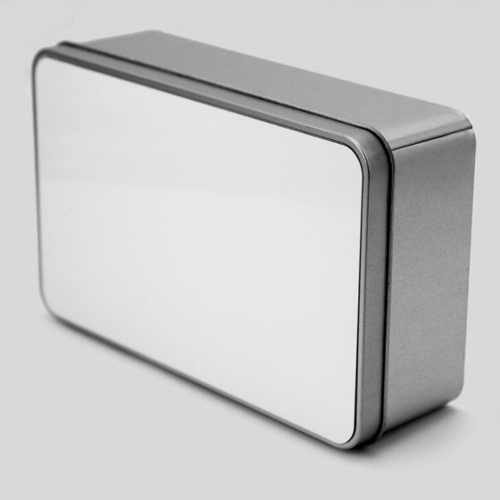 Rectangular Aluminum Box