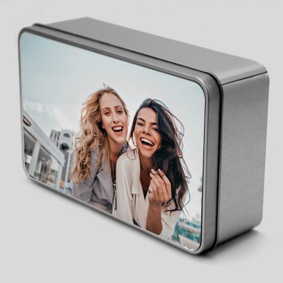 Rectangular Aluminum Box