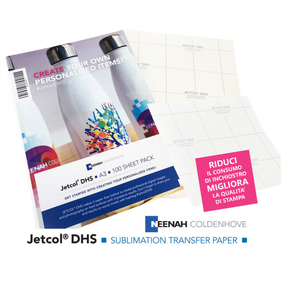 Sublimmatic paper JETCOL