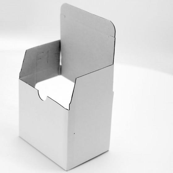 White Cup Box