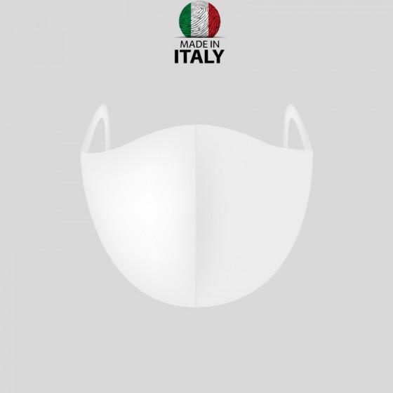 White OEKO-TEX 3D Mask