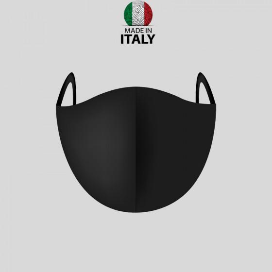 OEKO-TEX 3D Black Mask