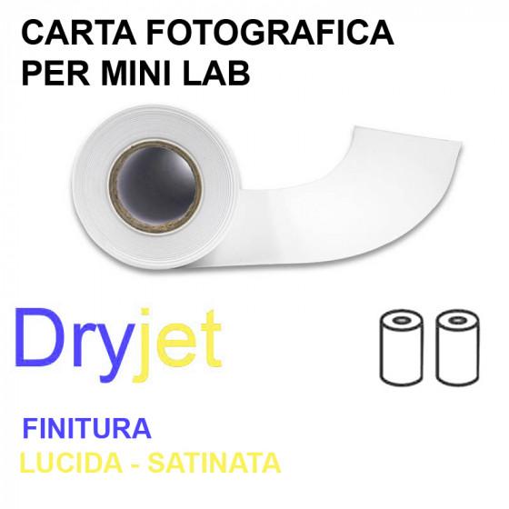 DryJet Mini Lab Photo Paper