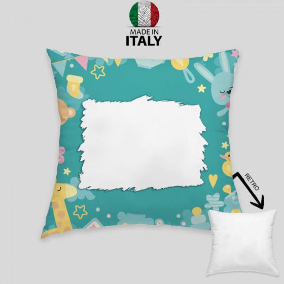 Fantasy Pillowcase 40x40 cm.