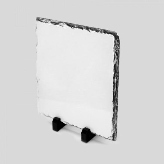 Frame 20,7x20,7 cm.  Slate Stone
