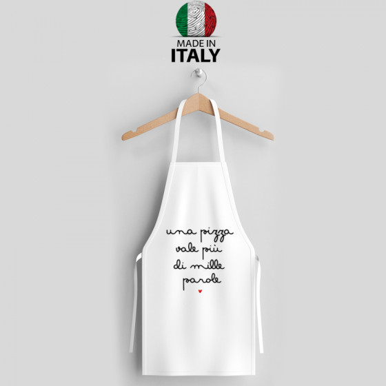 Polyester aprons 100%