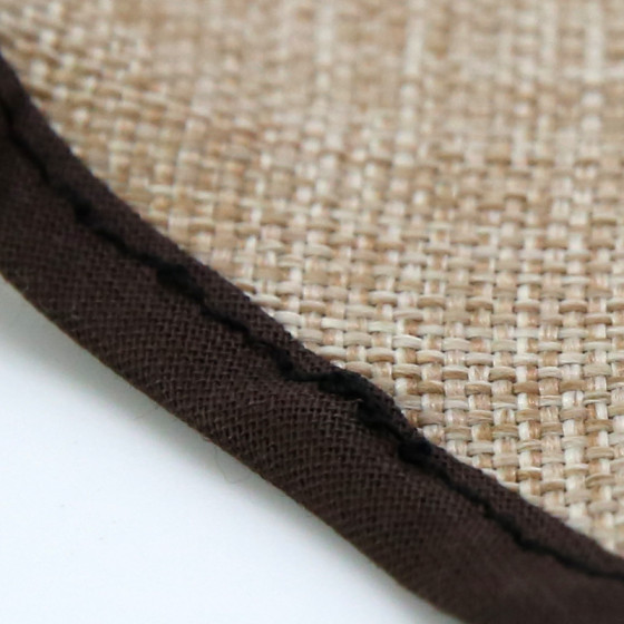 Polyester Jute Aprons 100%