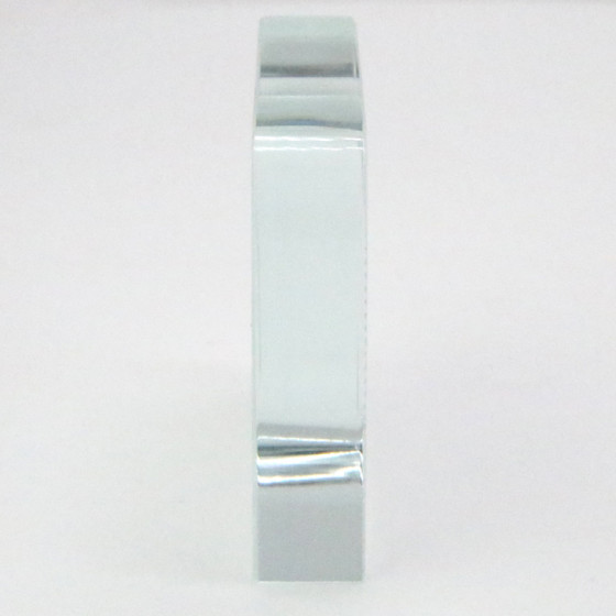 Crystal 6x8 cm. with sublimation beveled corners