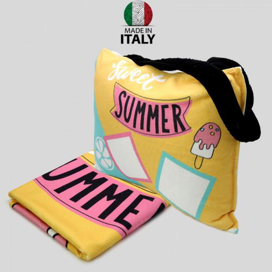 KIT Beach Bag + Towel...