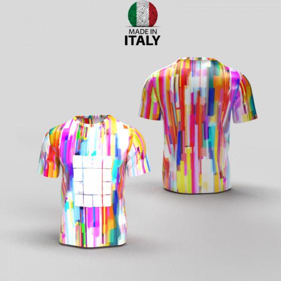 PRINTED Men's Color T-shirt