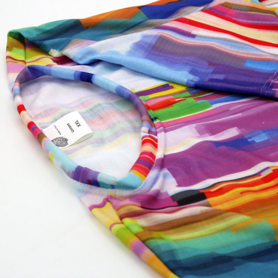 PRINTED Women's Color T-shirt