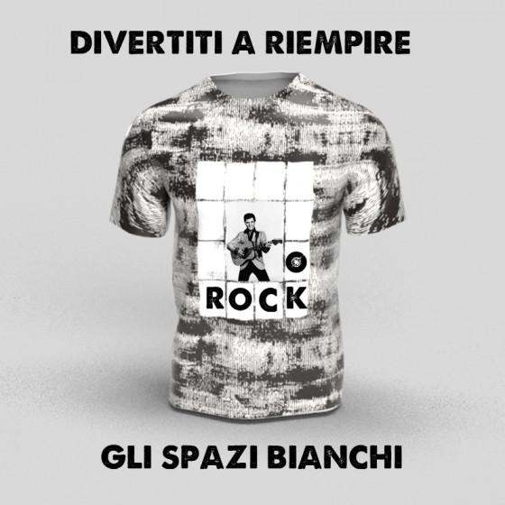 PRINTED Men's Rock T-shirt