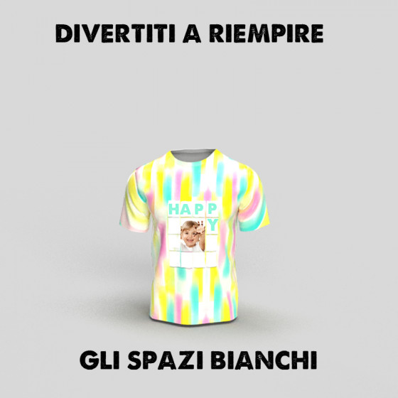 copy of PRINTED Child's Art T-shirt