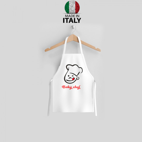 100% polyester child aprons