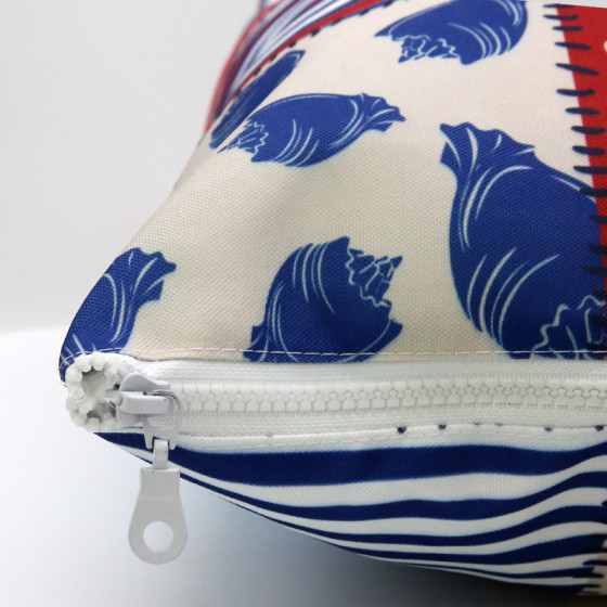 MARINE Bags with Zip 60x45 cm.