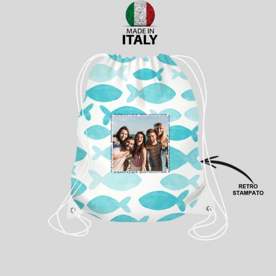MARINE FULL OVER choke backpack