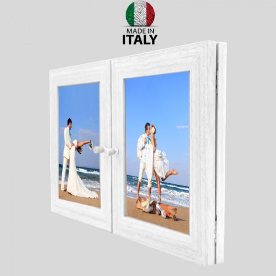 Sublimation window 40x25 cm.