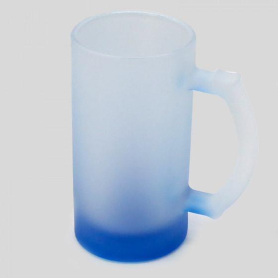 Glass Cocktail Mug 17 oz