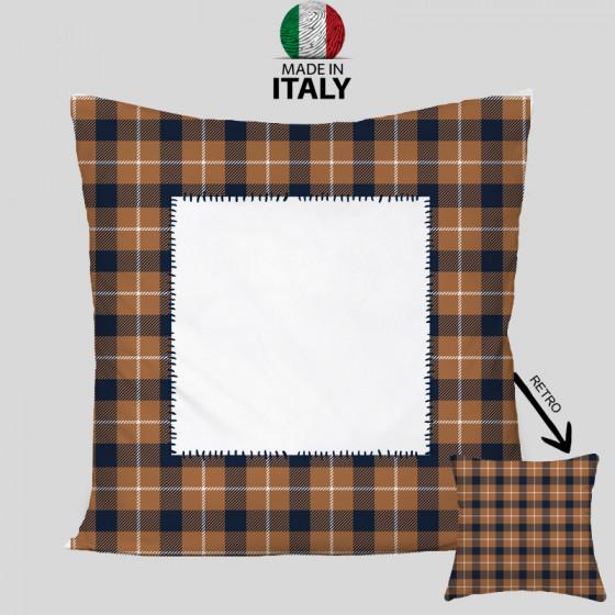 Big Natale Beige pillowcase 50x50 cm.