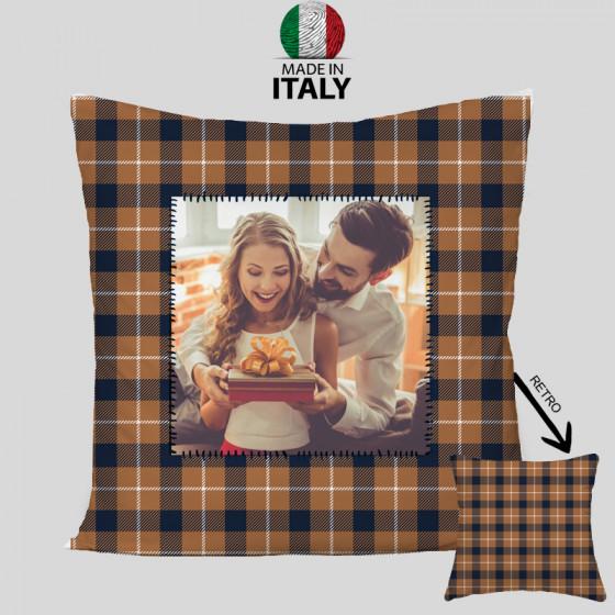 Big Natale Beige pillowcase...