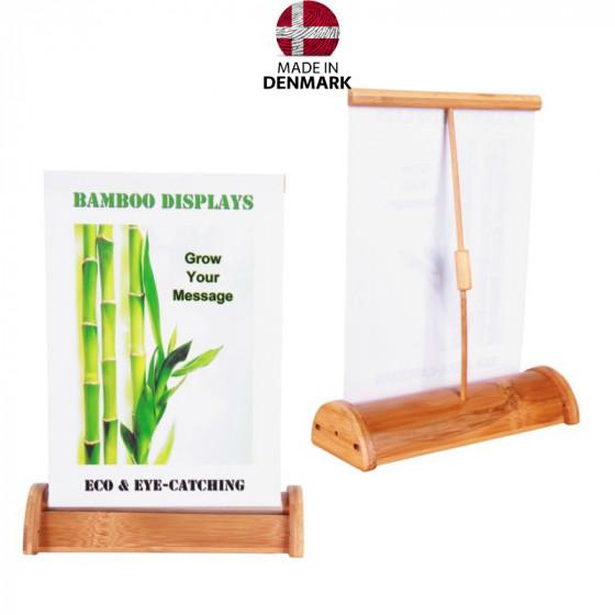 Mini Rollup Bamboo A4...