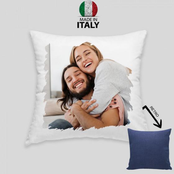 Two-tone FineArt pillowcase 40x40 cm.