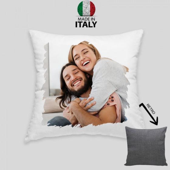 Two-tone FineArt pillowcase...