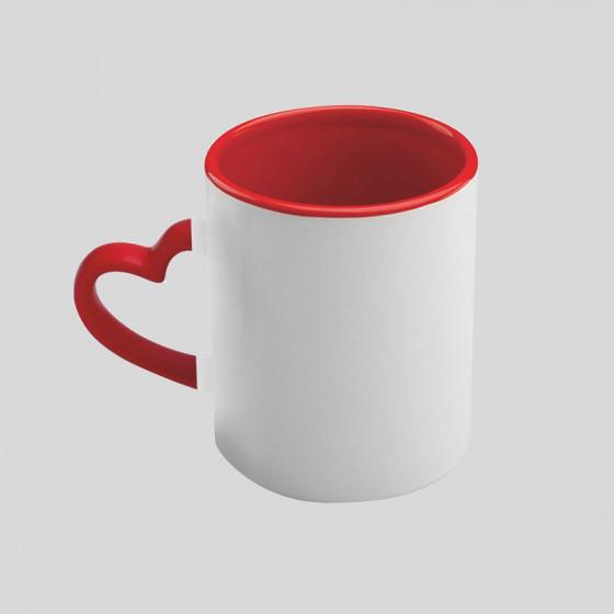 Heart Handle Cup