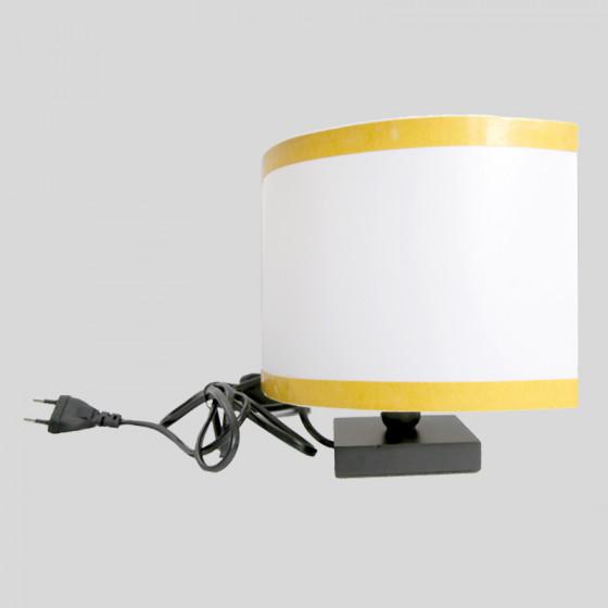 Lampada Spicchio h. 18 cm. da Tavolo