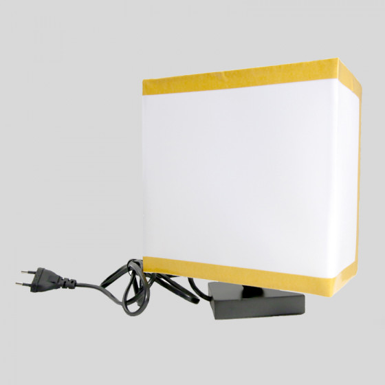 Vela lamp h. 21 cm. from Table