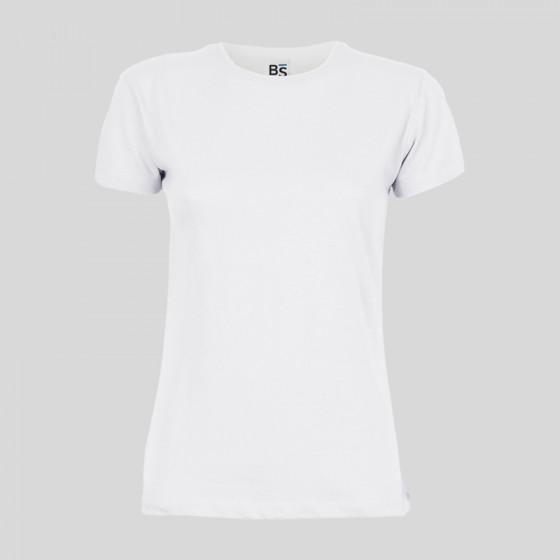 Women's polyester T-shirt 100%