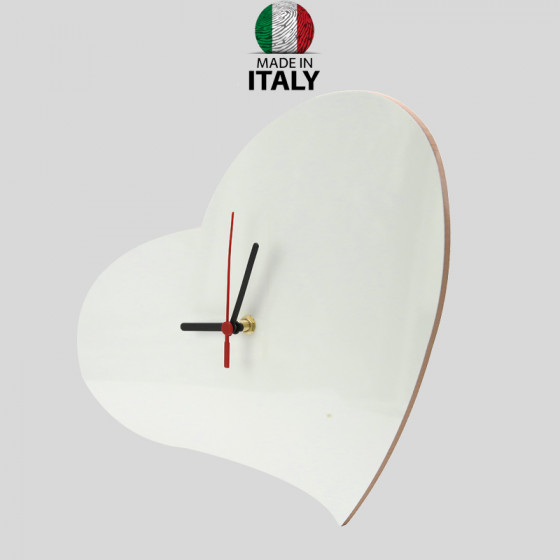 Wall Heart MDF Watches