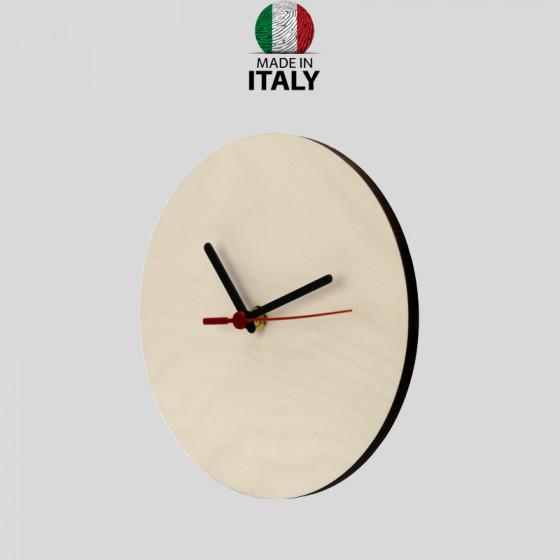 Round Wall WOOD Clock